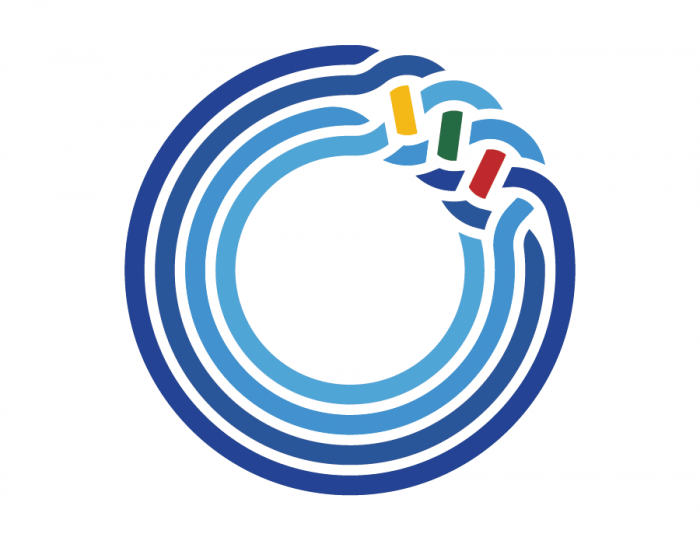 Logo der EU-Ratspräsidentschaft Litauens