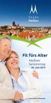 Stadt Meißen – Broschüre Seniorentag