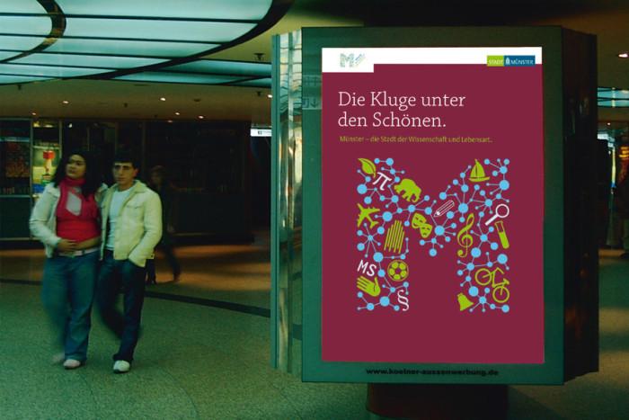 Stadt Münster – Corporate Design
