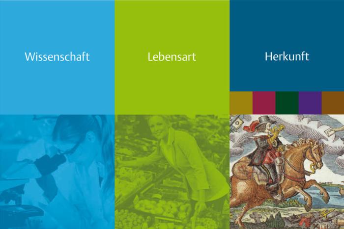 """Stadt Münster – Marke """"Wissenschaft und Lebensart"""""""
