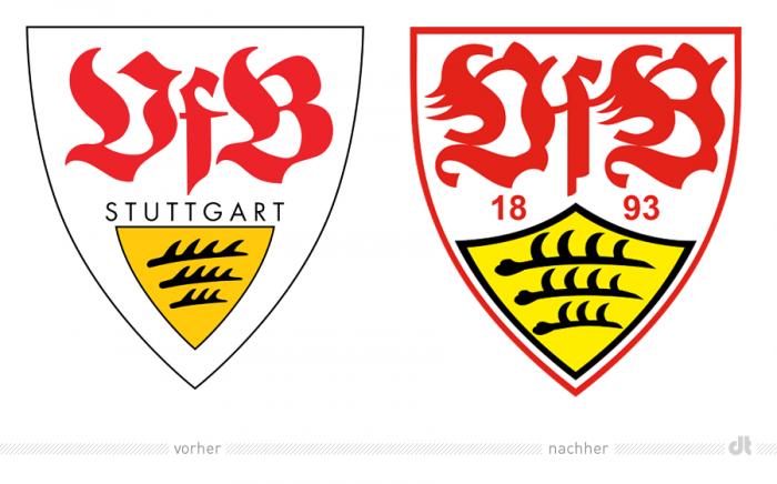VfB Stuttgart kehrt zum alten Wappen zurück