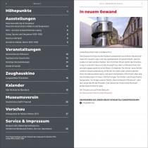 Deutsches Historisches Museum Quartalsprogramm