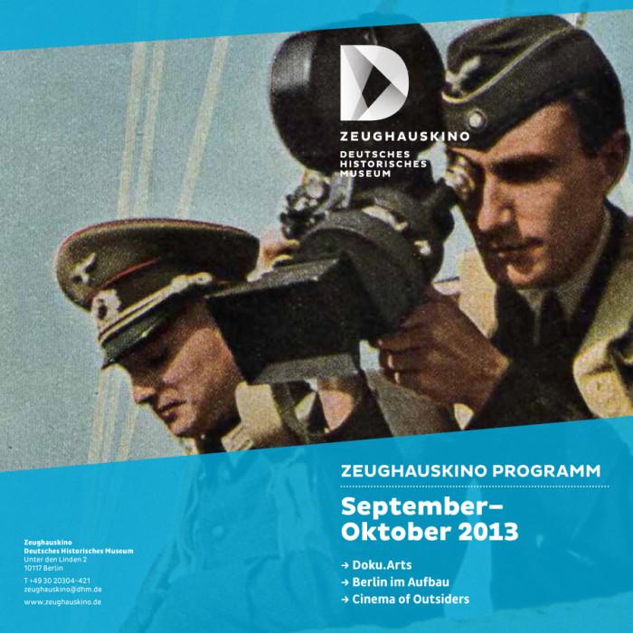 Deutsches Historisches Museum Zeughaus Kinoprogramm
