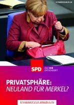 SPD Wahlplakat Bundestagswahl 2013 – Neuland