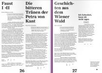 Schauspiel Leipzig – Spielzeitheft