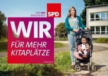SPD Wahlplakat Bundestagswahl 2013