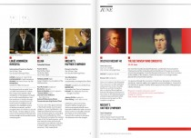 sydney symphony orchestra Spielzeitheft 2014