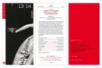 Theater Bonn Oper Flyer