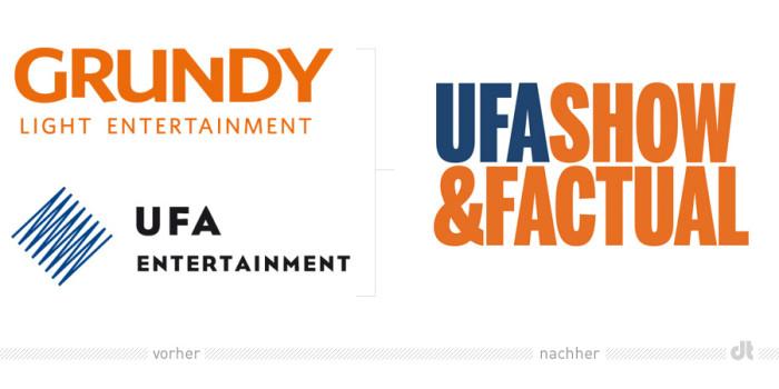 UFA Show Factual Logo