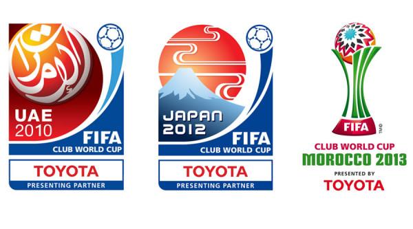 FIFA Club World Cup Logos
