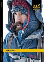 Jack Wolfskin Winterkatalog