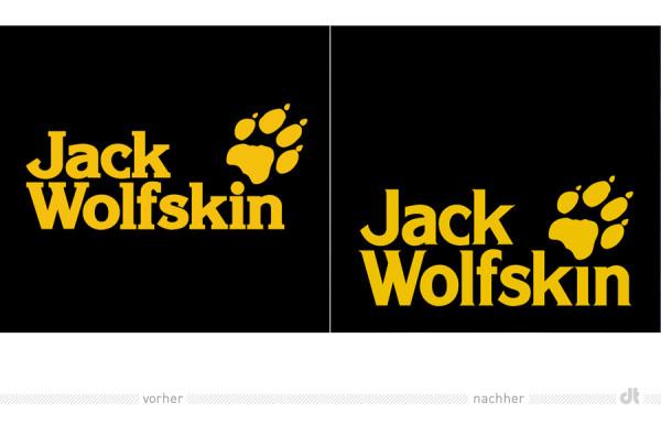Jack Wolfskin Logos