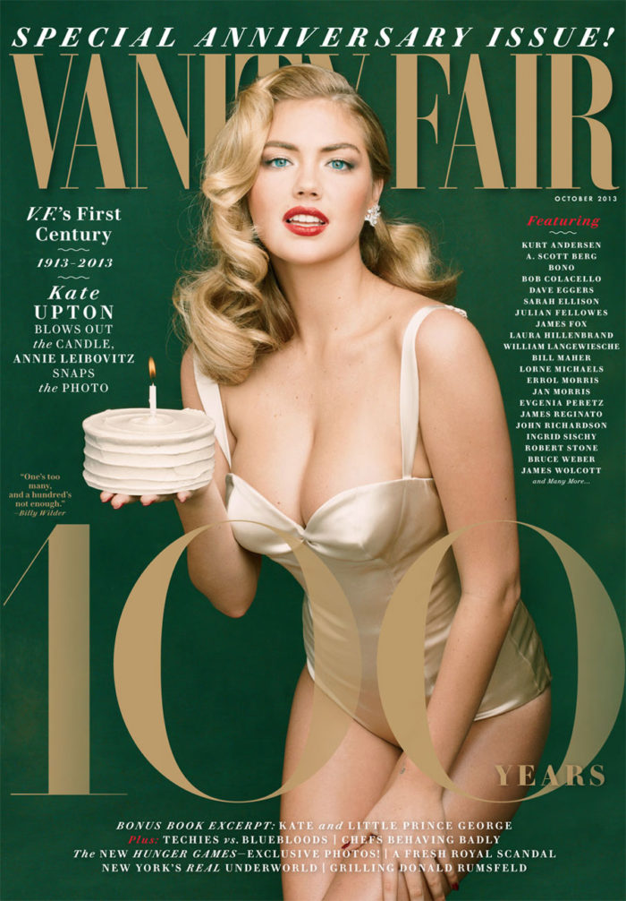 VF – Kate Upton Cover