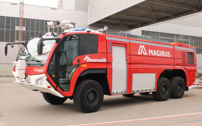 Magirus Dragon X6