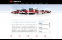 Magirus Website