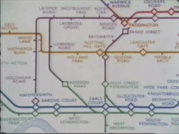 Design Classics: London Underground Map