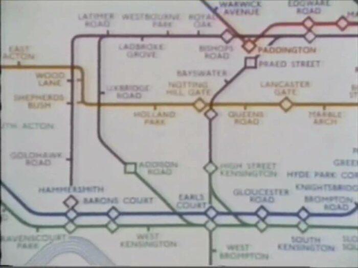 Design Classics: London Underground Map