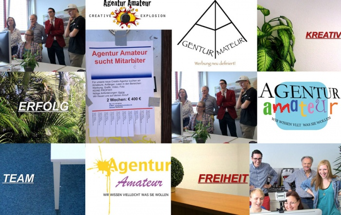 Agentur Amateur – Werbung neu definiert