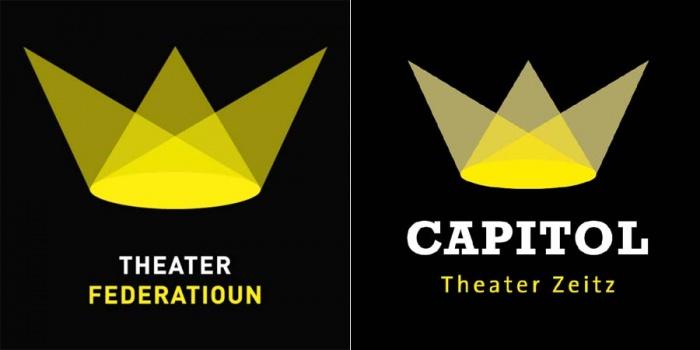 Capitol Theater Zeitz – Logodublette
