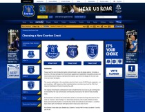 Website Everton