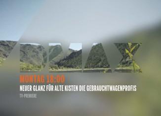 DMAX On-Air-Design