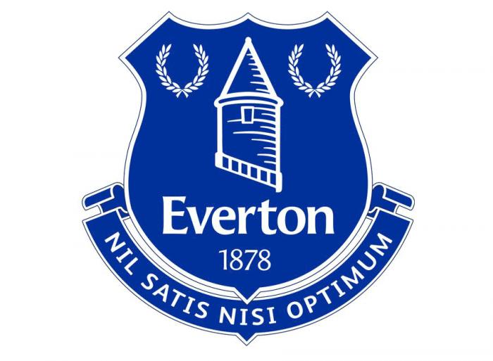 Zweiter Anlauf für das Logo des Everton FC erfolgreich