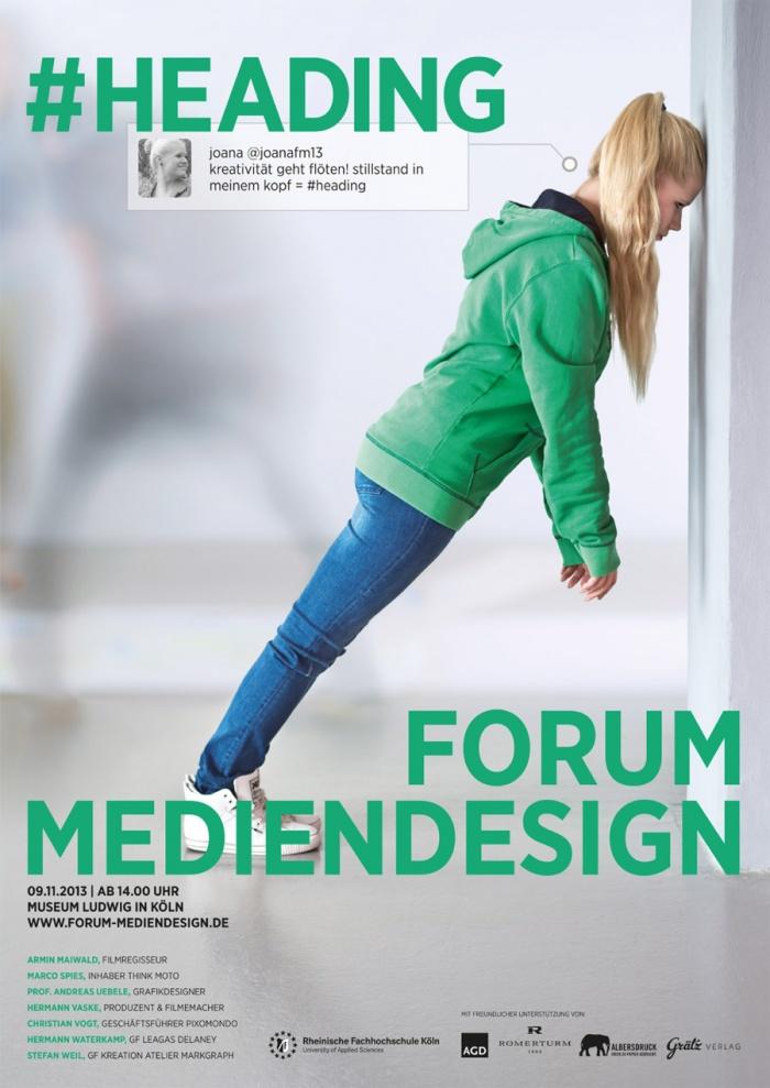 Forum Mediendesign 2013 – #Heading