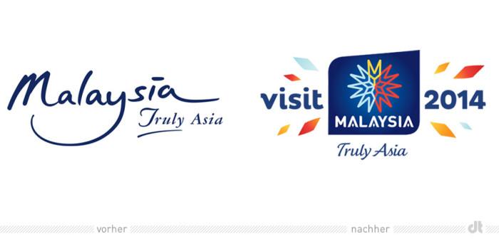 Malaysia Tourismus Logo