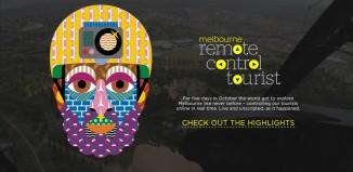 Melbourne Remote Control Tourist