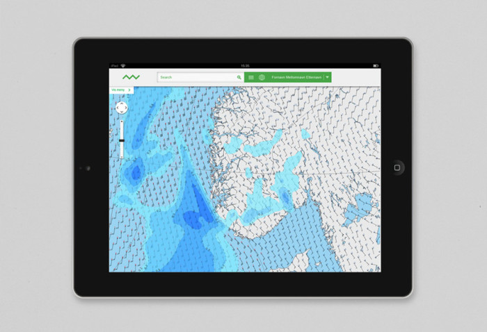 Meteorologisk Institutt – App