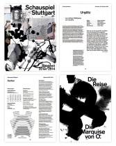 Schauspiel Stuttgart – Spielzeitheft 2013/2014