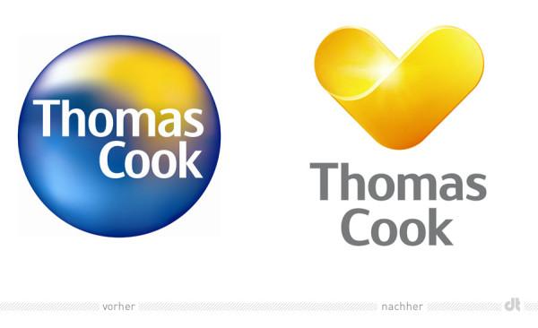 Thomas Cook Logos