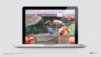 Zoo Moskau - Website