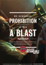 BACARDI PROHIBITION