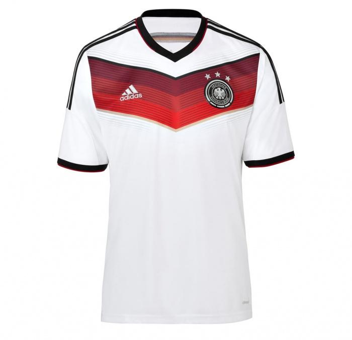Das Trikot der deutschen Nationalmannschaft zur WM 2014