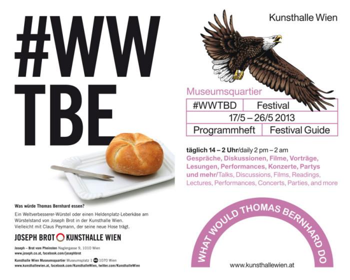 Kunsthalle Wien – Programmheft