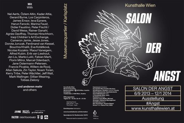 """Kunsthalle Wien –"""" Salon der Angst"""