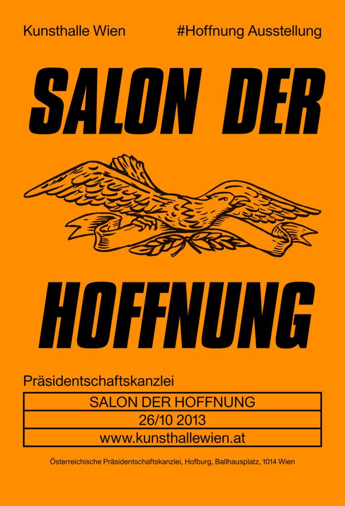 Kunsthalle Wien – Salon der Hoffnung