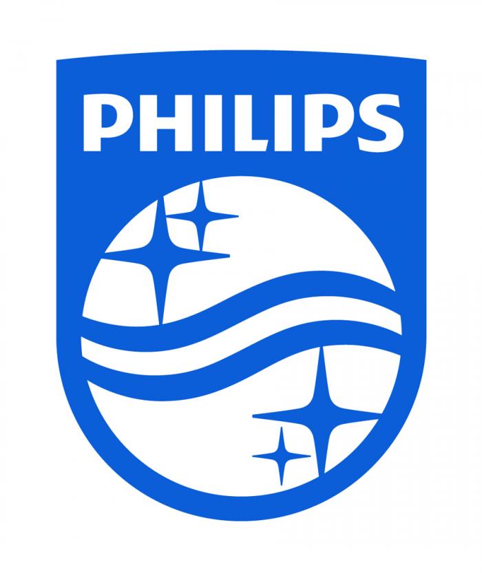 Philips modifiziert Markenzeichen