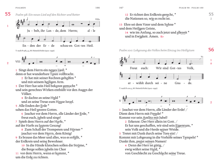 Gotteslob – Psalme