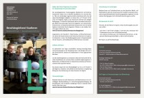 Hochschule Hannover – Flyer