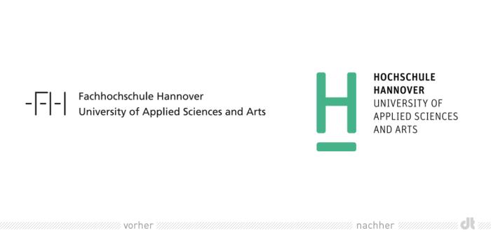 Hochschule Hannover – Logo