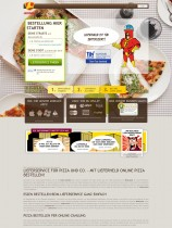 Lieferheld – Website bis Dez/2013