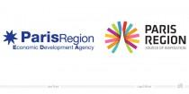 Paris Region Logos – vorher und nachher