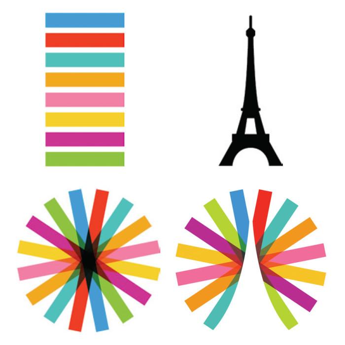 Paris Region – Logoelemente