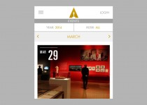 The Academy – Mobile app