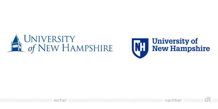 UNH Logos