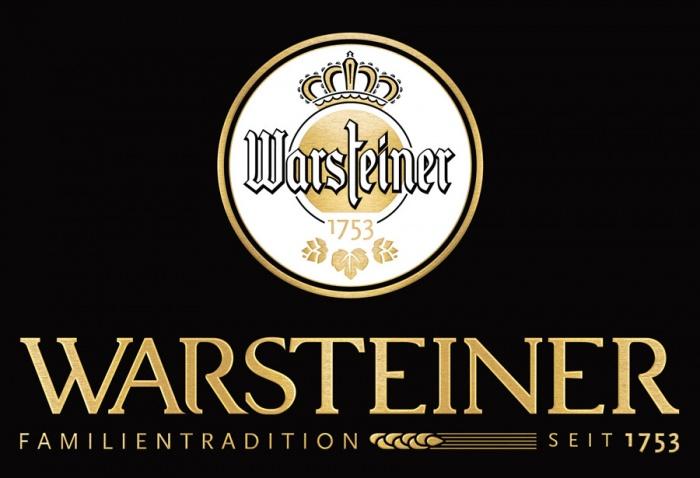Warsteiner modifiziert Markenzeichen