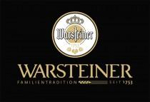 Warsteiner – Logo hoch