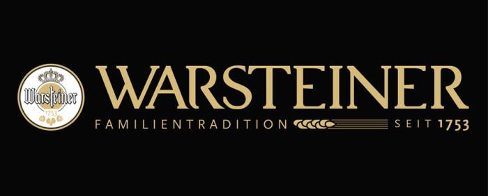 Warsteiner – Logo quer